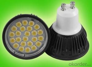 LED   Spotlight    GU10 3-7W 100-250V