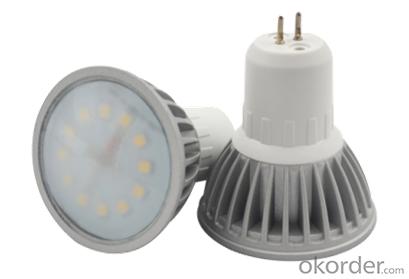 LED  Spotlight  MR16-PL021-2835T5W-WV Warm White