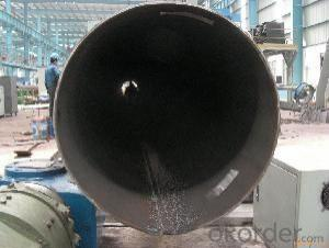 LSAW SSAW CARBON STEEL PIPE ASTM API 10''