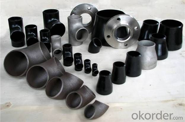 CARBON STEEL PIPE FITTINGS ASTM A234 FLANGE 18'' 24'' 26''