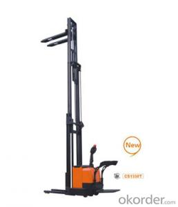 Power  Stacker   -   CS1550T   pedestran