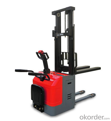 Straddle Power Stacker--CLT15AC series