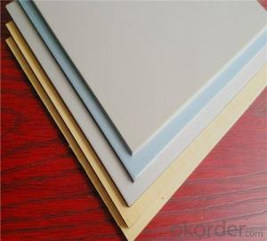 Wooden color aluminium composite panels( Globond)