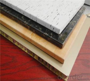 Stone color aluminium composite panels( Globond)