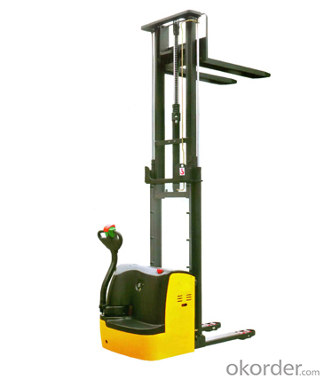 Power stacker with straddle legs--CLRZ15 series(Free lift)