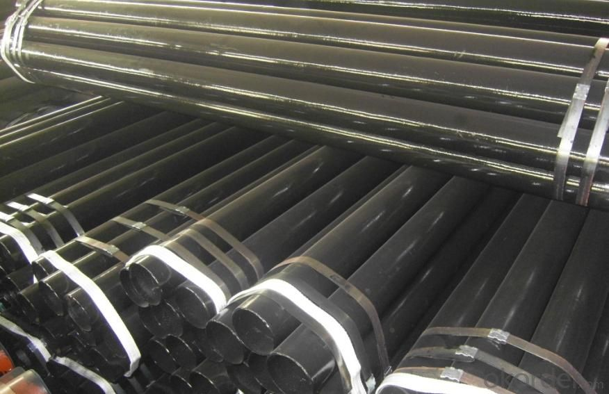 Seamless steel pipe API 5L/ASTM A 106/ASTM A53GR.B