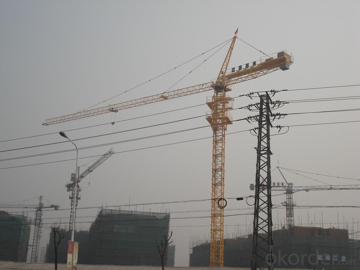 TC5510     tower crane