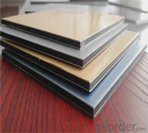 Aluminium  composite  panels ( Globond )