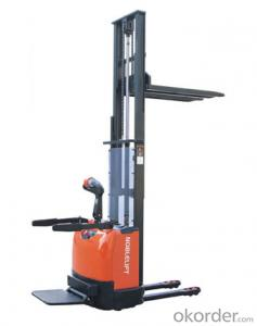 Power Stacker CLB series - Pedestrian - polyurethane tyre
