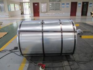 PRIME GALVANIZED STEEL COIL JIS G 3302 SGCC WITH ZINC COATIONG Z06