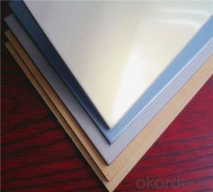 Globond Plus PVDF Solid Aluminium Panel