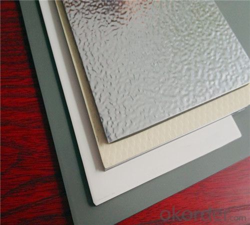 Decorative aluminum composite panel( Globond )