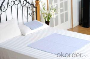 Phase Change Material PCM  and GEL Cooling Mattress