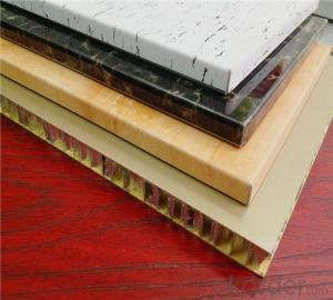 Wooden surface aluminum composite panel( Globond )