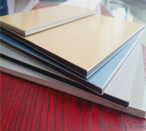 Alucobond panel with accessories ( Globond )