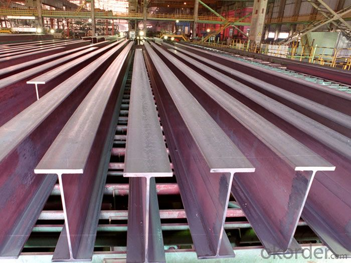 Structural Carbon Steel H Beam High Quality