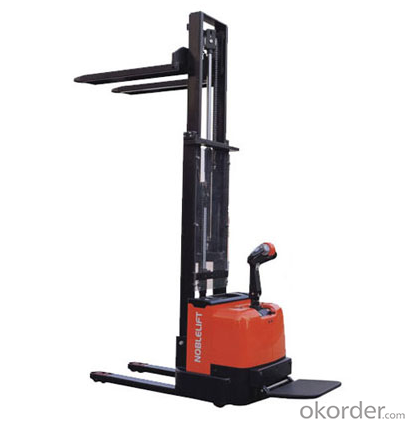 Power Stacker CS1232FFL/SP - Pedestrian - polyurethane tyre