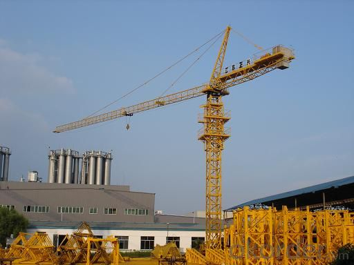 TC5610 tower crane  /  QTZ63 tower crane