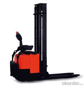 Power Stacker-CD20 series - pedestrian - polyurethane tyre