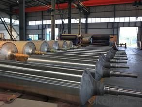Centrifugal Casting Furnace roll for cold milling CAL