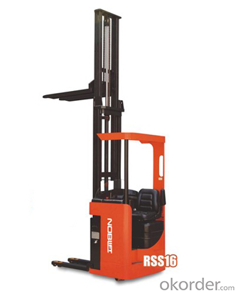 Power Stacker RSS1632  RSS1636  RSS1645  Ride seated