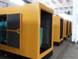 Power Genset Diesel Generator 30kw - 600kw With Cummins Engine