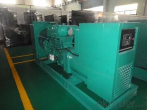 Power Genset Diesel Generator 30kw - 600kw With Cummins Engine
