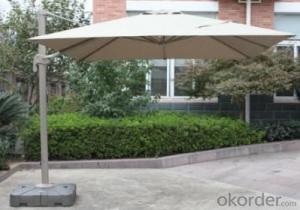 Out Door Umbrella with Waterproof Polyester Fabric