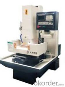 TX25 mini cnc milling machine,the size is very small with larger bench drill
