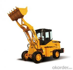 wheel loader CDM810D,Hydraulic Load Sensor System