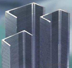 Hot Rolled Channel Steel 2015 Hot Sell JIS Standard