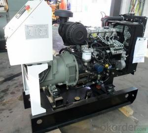 Water Cooled Perkins Genset Diesel Generator 7kva To 1000kva For House