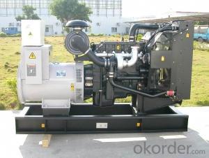 Perkins Power Genset Diesel Generator 38kva To 880kva With Digital Auto-Start Panel