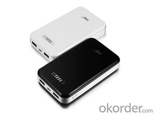 HAME-H8,10000mah li-ion power bank,18650 battery