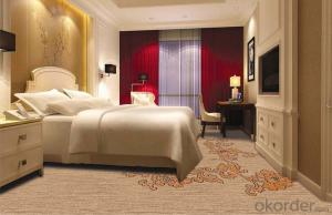 Luxury & Practical Commercial Carpets Tufted Rugs