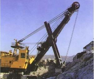 WP-6 Long Beam Excavator  for mining on sale