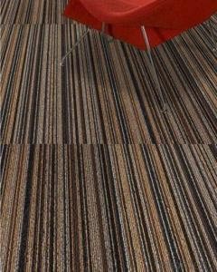 Thick Jacquard Office Nylon Carpet Tiles, Nylon Carpet Commercial