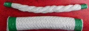 Ceramic Fibre Twist Rope Ceramic Fibre Product