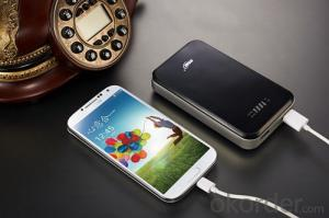 HAME-H8,10000mah li-ion power bank,18650 battery