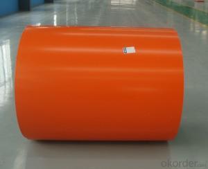 Prepainted Galvanized Steel Coil (PPGI/PPGL)