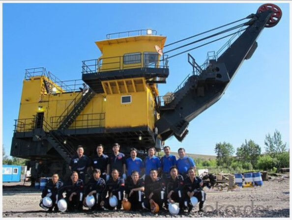 WK-4C hydraulic Excavator  for mining on sale