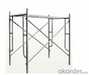 Climbing Frame Ladder Frame JS-L500 Series for construction