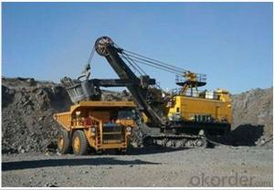 WK-10C Mining Excavator for mining on sale