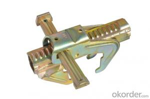 Formwork Clamp With Casting Pin galvanized or lacquered