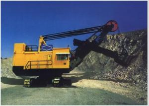 WK-4D hydraulic Excavator  for mining on sale