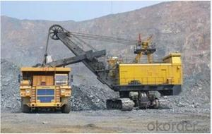 WK-10B Mining Excavator hydraulic Excavator  for mining on sale
