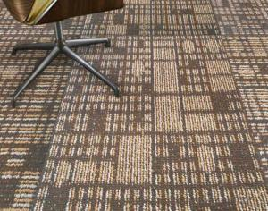 Office Area Carpet Tile Heavy Traffic commercial jacquard