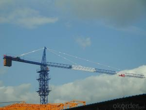 Tower Crane  The Product model-TC5010(angle bar)