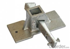Rapid Clamp Tensioner lacquered or galvanized