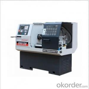 CK Series CNC Lathe Modle:CK6130, the best accuracy